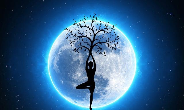 Benefits of Meditation During Full Moon - W3trending