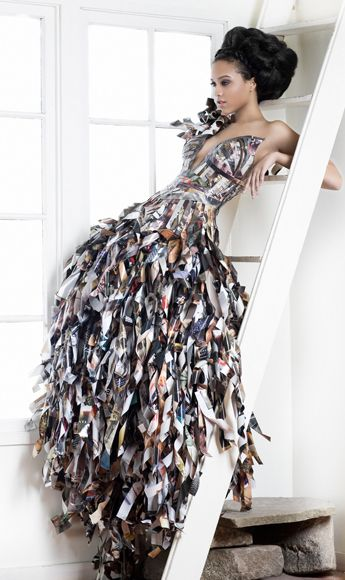 5 Fashion Recycling Methods