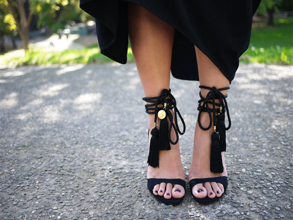 Shoe makeovers you really want to do.  STAT!